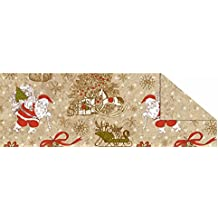 URSUS 13684601Cartulina Navidad Vintage, 300g/m², DIN A4, 10hojas