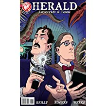 Herald: Lovecraft & Tesla #1 (Herald: Lovecraft & Tesla: 1)