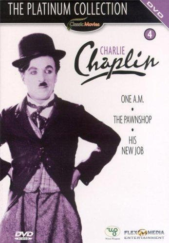 Charlie Chaplin - Platinum Collection 4