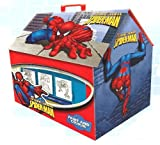 Multiprint Spiderman...