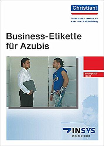 Business-Etikette für Azubis