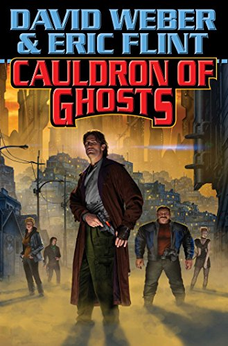Cauldron of Ghosts (Crown of Slaves, Band 3) (The Crown Empire-band)