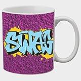 Printland Swag White Coffee Mug 350 - ml best price on Amazon @ Rs. 199