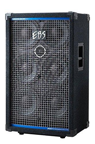 EBS EBS610 ProLine Boxen (900 Watt RMS, 6x10 Zoll und 2 Zoll Titanium Tweeter)