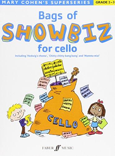BAGS OF SHOWBIZ CELLO