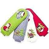 F.lashes Flaschentasche Flaschenträger Bierträger Cartoon Weihnachten Rotweinflasche Abdeckung Tasche Filz Rotwein Tasche Geschenk Filz Tasche