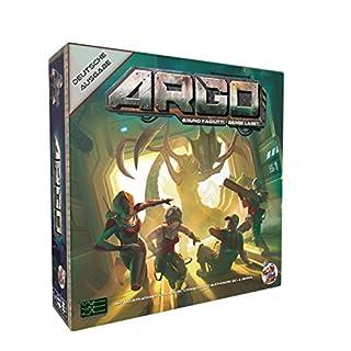 Unbekannt Flatlined Games FLGD0003 Argo-Deutsch