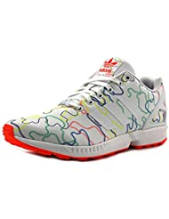 Adidas Zx Flux inyección Pack (Running White / Blanco running) Zapatos Aq4904 (8.5)