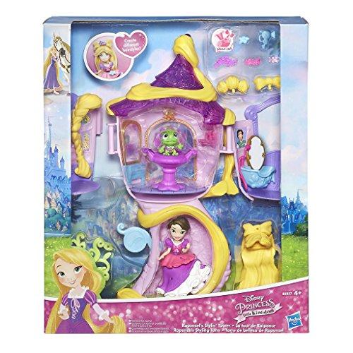 Disney Girls - Mini Princess Torre de Belleza Rapunzel (Hasbro B5837EU4)