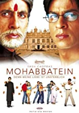 Mohabbatein - Denn meine Liebe ist unsterblich (Einzel-DVD) hier kaufen