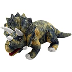 The Puppet Company–dinosaurios títeres–TRICERATOPS