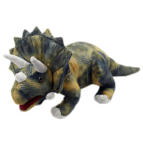 The Puppet Company – dinosaurios títeres – TRICERATOPS