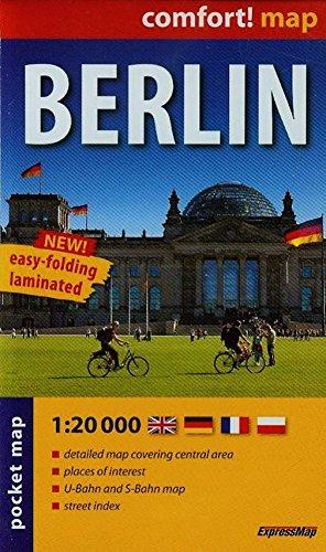 Berlin 1/20.000 (poche)