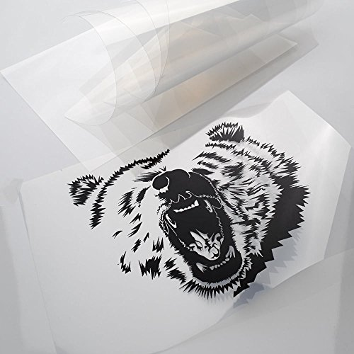 Crafty Computer Paper Micro-Porous Film for Inkjet Micro-Porous Film for Inkjet A3 - Pack of 10