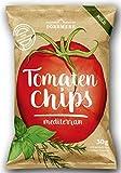 Dörrwerk - Tomaten-Chips Mediterran - 30g