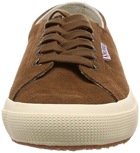 Superga 2750 S003SR0, Baskets mode mixte adulte Marron - Bombay Brown