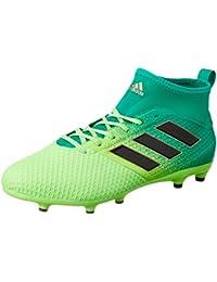 Adidas Ace 17.3 Primemesh FG - Bota de futbol para hombre, Verde, 42 2/3