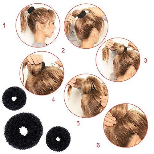 Zoom IMG-2 accessori per capelli 25 tipi