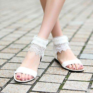 LvYuan sandales printemps été autre robe pu casual femmes Black