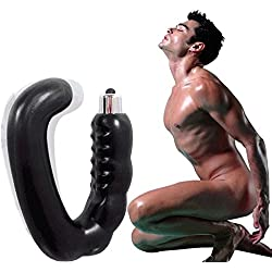 Masaje Prostatico / Maximo Placer Anal / Suave y Deslizante / Resistente al Agua