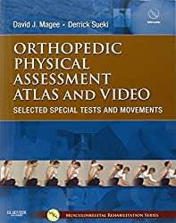 Orthopedic Physical Assessment Atlas and Video: Selected Special Tests and Movements, 1e (Musculoskeletal Rehabilitation) by David J. Magee BPT PhD CM (2011-01-04)