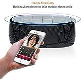 (CERTIFIED REFURBISHED) Amkette Trubeats Sonix 835BK Hi-Fidelity Bluetooth Portable Speaker (Black/Grey)
