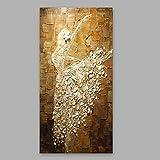 JINTAIYANG Dipinti 100% Dipinto A Mano Pittura A Olio Moderna Figura Tela Murale Parete Soggiorno Camera Da Letto Decorazione Della Parete Di Casa