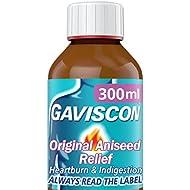 Gaviscon Original Aniseed Relief Oral Suspension, 300ml