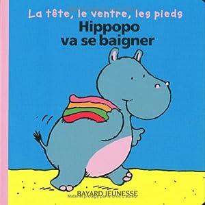 "Afficher ""Hippopo va se baigner"""