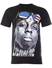 (PALLAS) Lil Wayne Hip Hop T-Shirt (TN048)