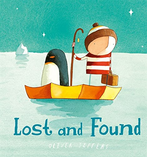 Lost and Found por Oliver Jeffers