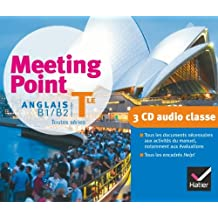 Meeting point anglais TLE - 3 cd audio classe (3CD audio)