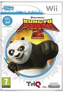 Kung Fu Panda 2 (jeu Wii tablette)