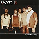 1.22.03.Acoustic by Maroon 5