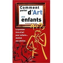 Comment parler d'art aux enfants