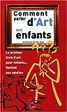 Comment parler d'art aux enfants - Adam Biro - 30/06/2002