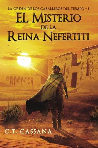 El misterio de la Reina Nefertiti: Volume 1 (Charlie Wilford y el misterio de la Reina Nefertiti) thumbnail