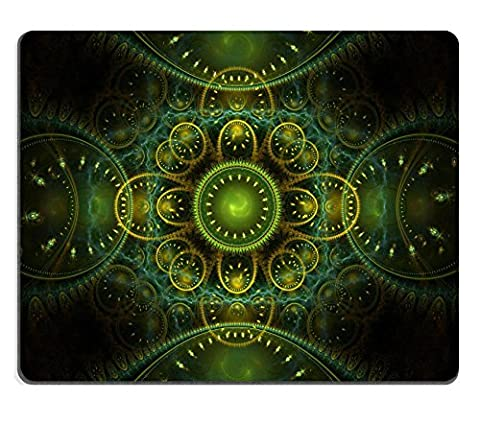 MSD Natural Rubber Mousepad IMAGE ID: 2645464 A computer generated abstract image fractal design