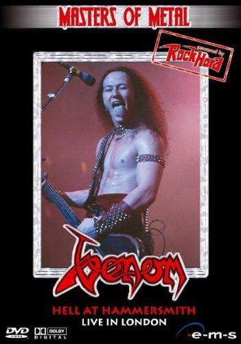 Preisvergleich Produktbild Venom - Hell at Hammersmith / Live in London