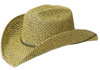 modestone-unisex-straw-unisex-cappello-cowboy-o-s-earth-tone-yellow-green
