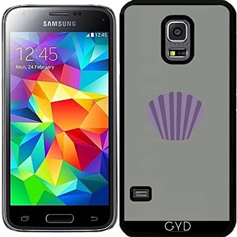 Coque pour Samsung Galaxy S5 Mini - Enveloppe Mauve by ilovecotton