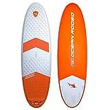 Ocean Rodeo Mako Duke gerichtete Kite Board, Orange