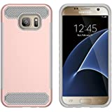 Samsung Galaxy S7 Case Portable Cell Phone Protector, Ultra Thin Cover With Anti-Skid Back, Defender Cover Case Scratch-Resistant & Drop-Resistant For Samsung Galaxy S7