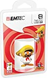 Emtec ECMMD8GL102 Looney Tunes Speedy 8GB Speicherstick USB 2.0 motiv