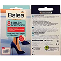 Balea Fersen-Blasenpflaster (8 Stück) preisvergleich bei billige-tabletten.eu