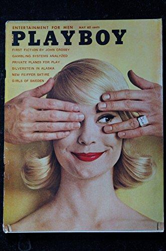 PLAYBOY US 1961 05 MAY VARGAS THE GIRLS NUDES OF SWEDEN SUSAN KELLY PLAYMATE EROTISME