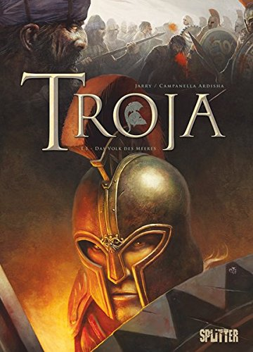 Troja: Band 1. Das Volk des Meeres