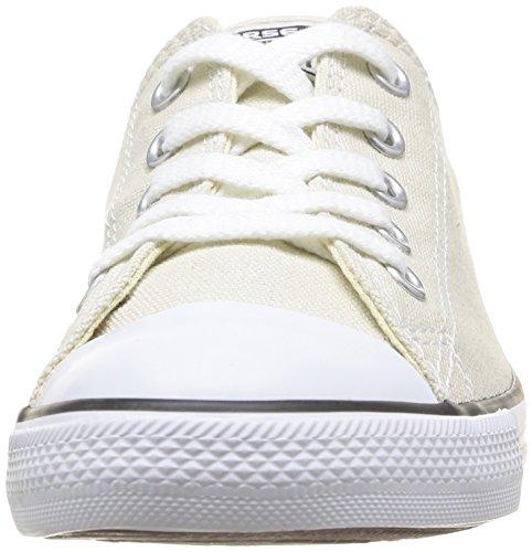 Converse Ctas Season Ox, Unisex-Kinder Sneakers Beige - Beige
