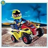 4425 - PLAYMOBIL - Speedster - Patio
