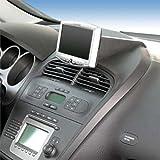 KUDA Navigationskonsole passend für: Seat Altea ab 5/04/Toledo ab 1/05 Kunstleder schwarz